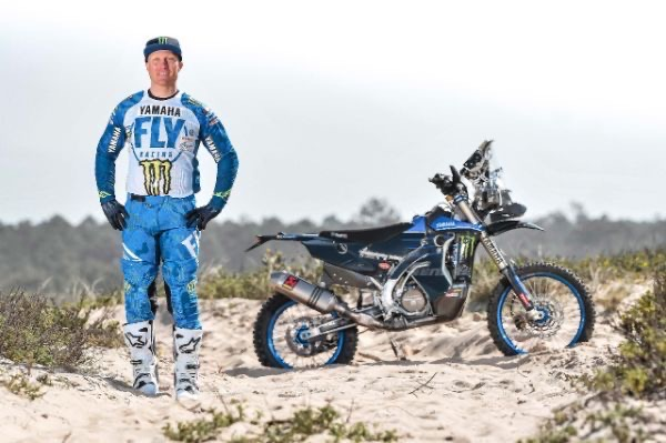 """The first time i received a press release concerning the arrival of Andrew SHORT into the Rallyes' world i thought """"YEAAAH Awesome..!"""" because the Challenge was very exciting to follow..! After a good first experience for a european brand of bikes, the american signed with the Yamaha Racing Team with many new great goals.. I had the chance to ask some questions to him.."""